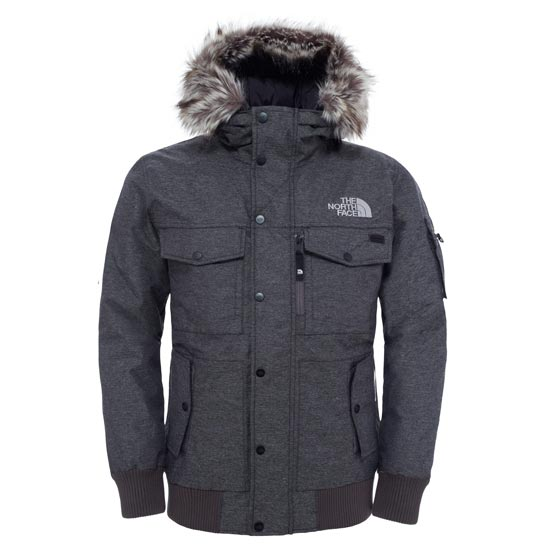 The North Face Gotham Jacket - Graphite Grey Heather