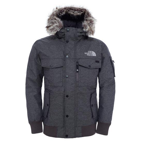 The North Face Gotham Jacket - Graphite Grey Heather