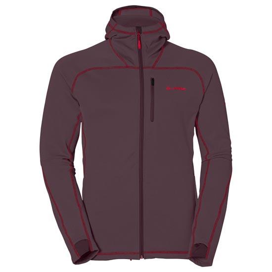 Vaude Valuga Fleece Jacket II - Raisin