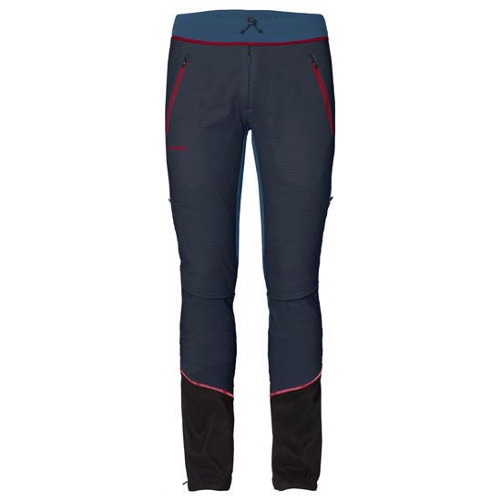 Vaude Bormio Touring Pants - Eclipse