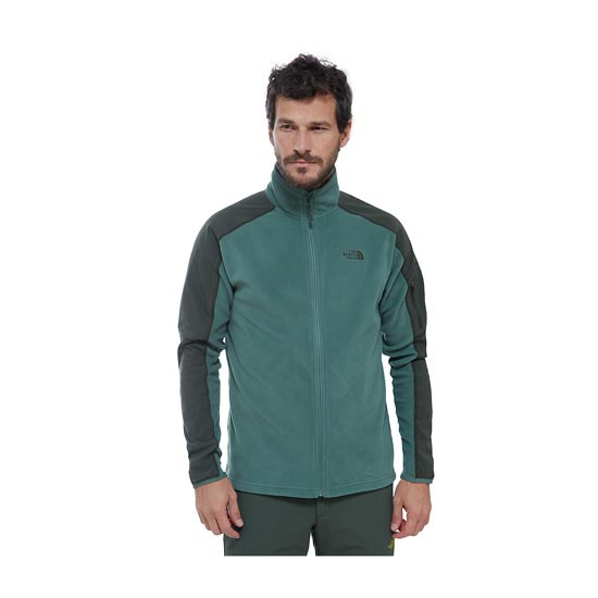 The North Face Glacier Delta Full Zip - Photo of detail