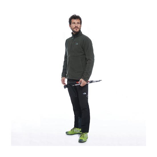 The North Face 200 Shadow Full Zip - Photo de détail