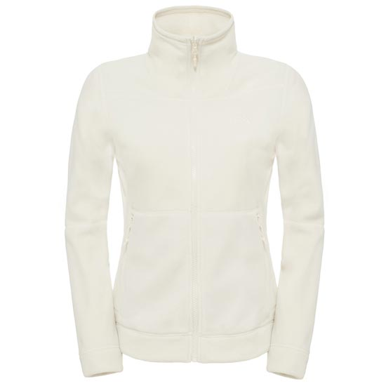 The North Face 200 Shadow Full Zip W - Vintage White