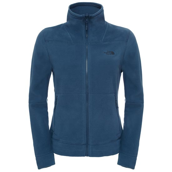 The North Face 200 Shadow Full Zip W - Shady Blue