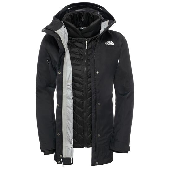 The North Face Biston Triclimate Jacket Femme - TNF Black