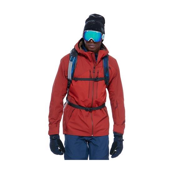 The North Face FuseForm Brigandine 3L Jacket - Photo de détail