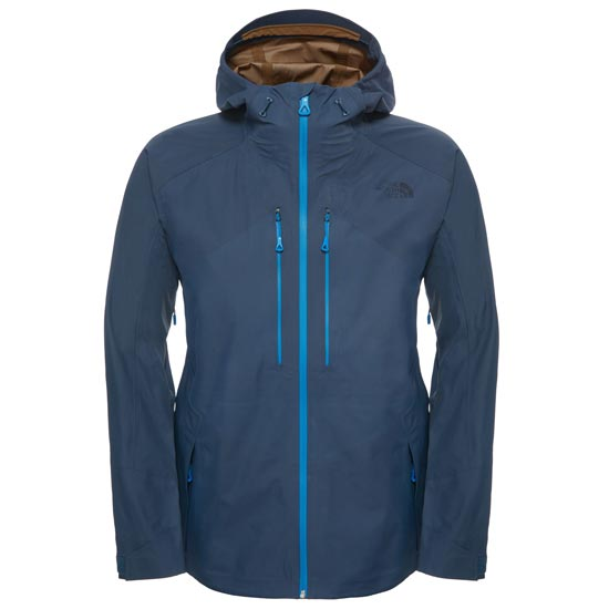 The North Face FuseForm Brigandine 3L Jacket - Shady Blue