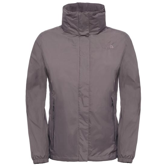 The North Face Resolve Jacket W - Rabbit Grey
