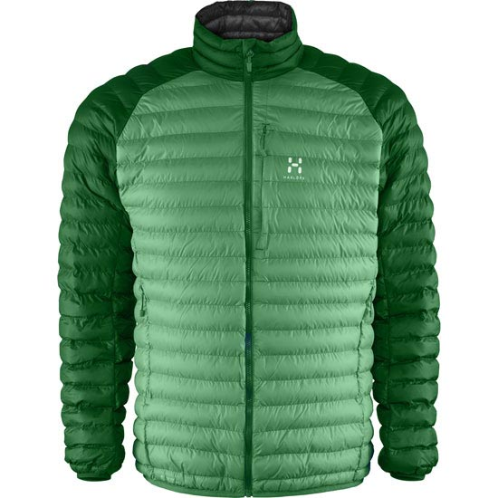 Haglöfs Essens Mimic Jacket - Ginko Green/Amazon Green
