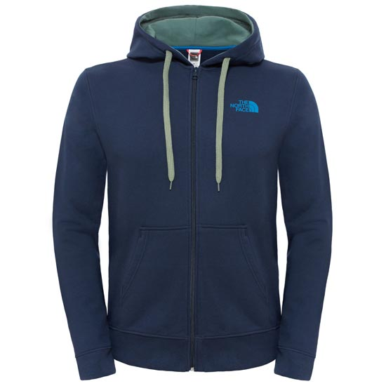 The North Face Open Gate Full Zip Hoodie - Urban Navy