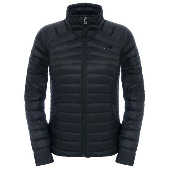 The North Face Tonnerro Fz Jacket W - TNF Black