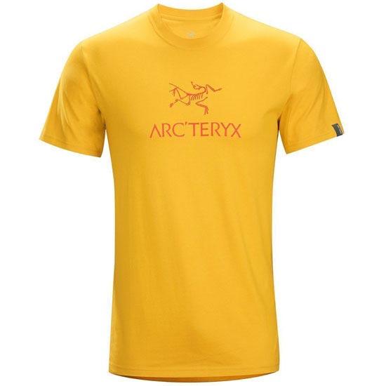 Arc'teryx Arc'word SS T-Shirt - Saffron