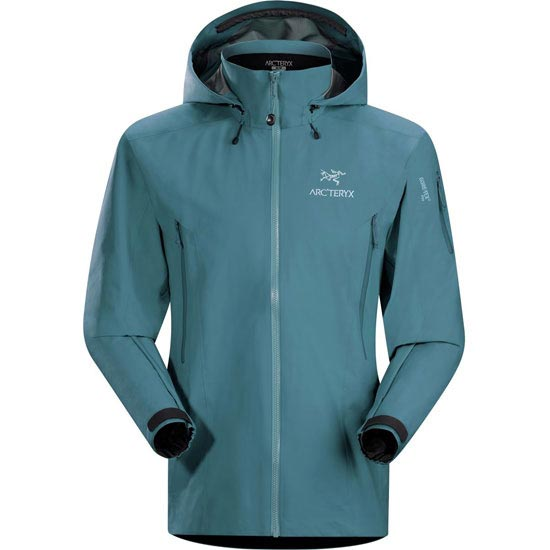 Arc'teryx Theta AR Jacket - Blue Smoke