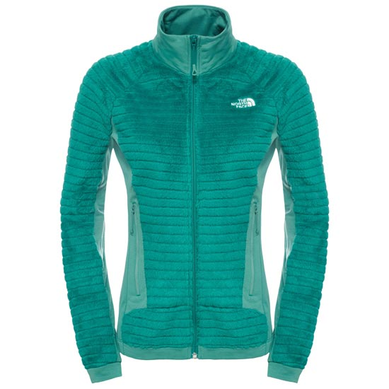 The North Face Radium Hi-Loft Jacket W - Conifer Teal