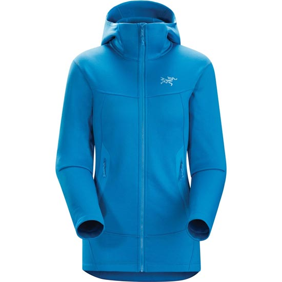 Arc'teryx Arenite Hoody W - Antiles Blue