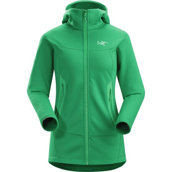 Arc'teryx Arenite Hoody W - Emerald Jade