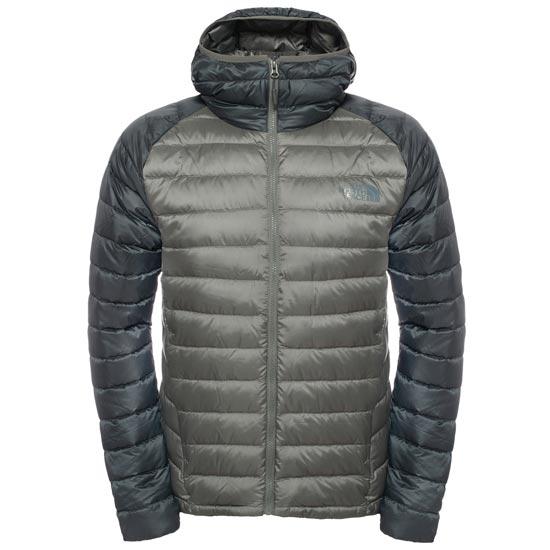The North Face Trevail Hoodie - Fusebox Grey/Asphalt Grey