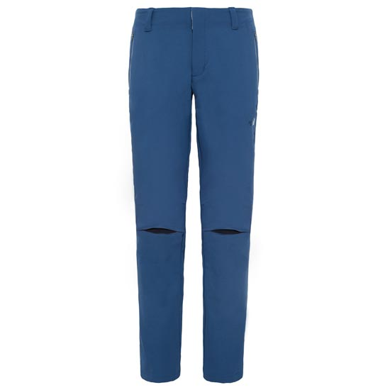 The North Face Winter T-Chino Pant W - Shady Blue