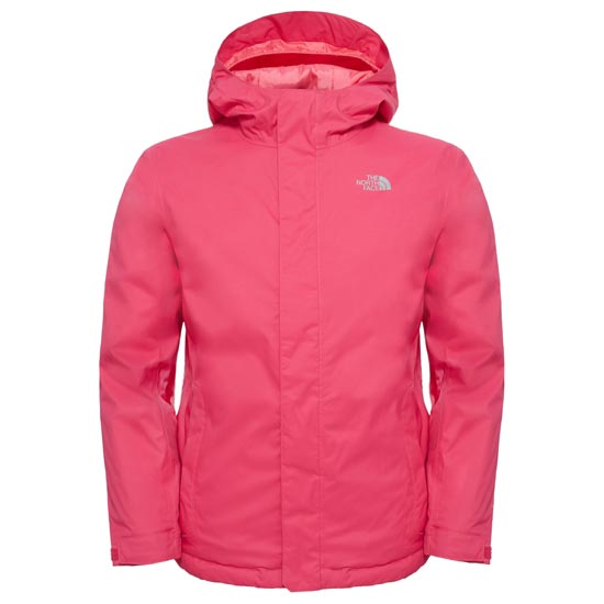 The North Face Snowquest Jacket Young - Cabaret Pink