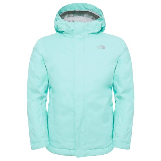 The North Face Snowquest Jacket Jr - Ice Green
