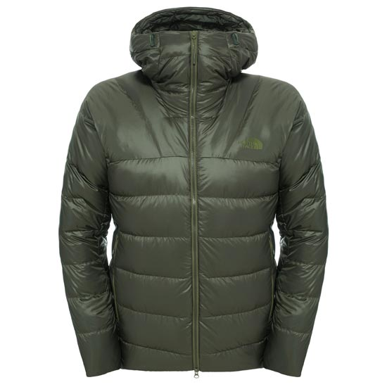 The North Face Immaculator Parka - Rosin Green