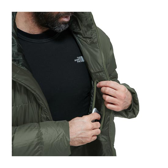 The North Face Immaculator Parka - Foto de detalle