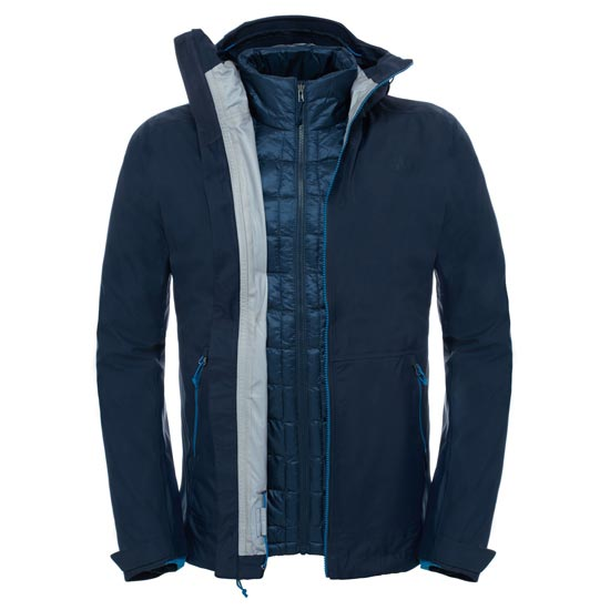The North Face Biston Quadclimate Jacket - Urban Navy