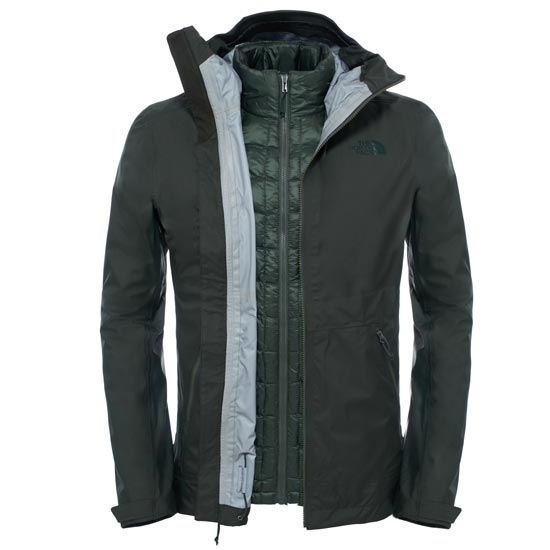 The North Face Biston Quadclimate Jacket - Rosin Green