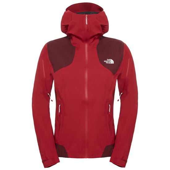 The North Face Shinpuru Jacket W - Biking Red
