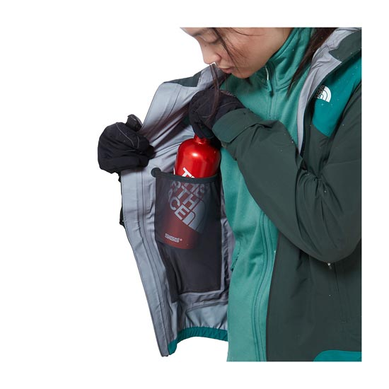 The North Face Shinpuru Jacket W - Photo de détail
