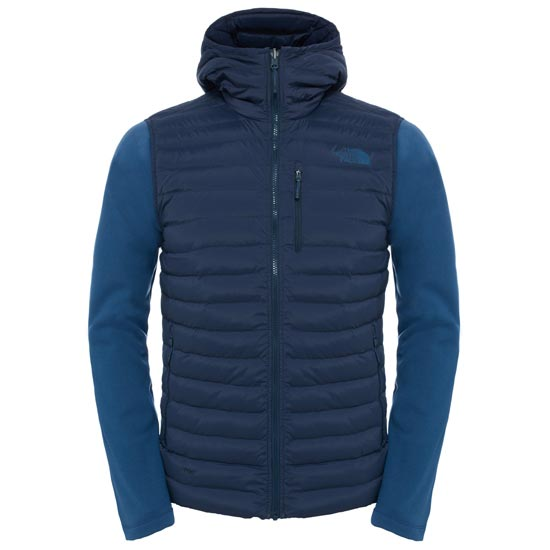 The North Face Trevail Stretch Hybrid Jacket - Urban Navy/Shady Blue