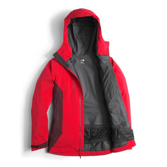 The North Face Dihedral Shell Jacket W - Photo de détail