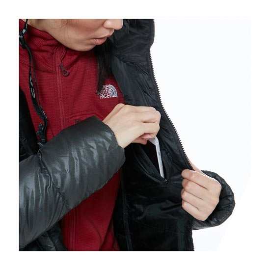 The North Face Immaculator Parka - Photo de détail