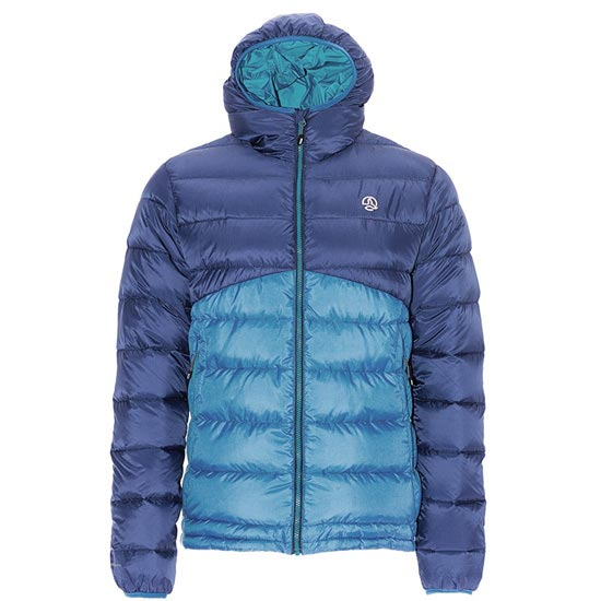 Ternua Hancock Jacket - Petrol Blue/Deep Sea Blue