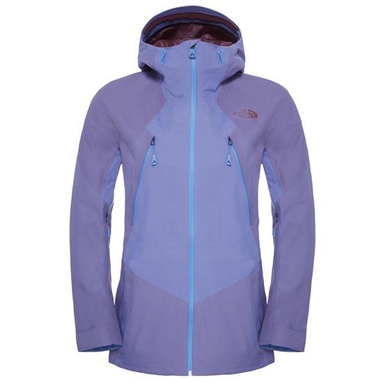 The North Face FuseForm Brigandine 3L Jacket W - Stellar Blue