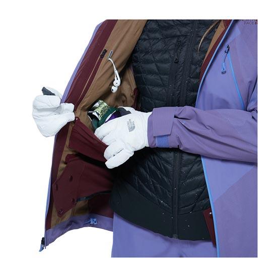 The North Face FuseForm Brigandine 3L Jacket W - Photo de détail