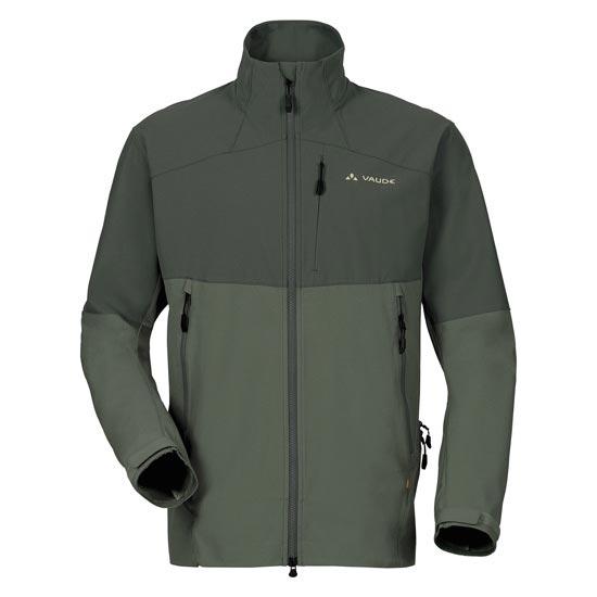 Vaude Roccia Softshell Jacket - Pine