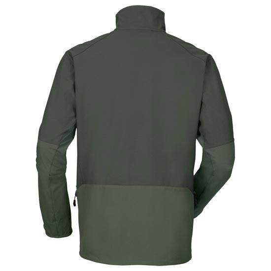 Vaude Roccia Softshell Jacket - Photo de détail