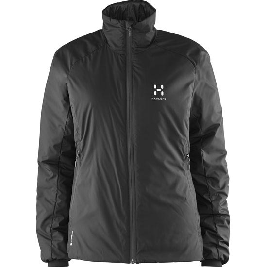 Haglöfs Barrier III QJacket W - True Black/Magnetite