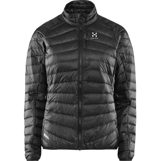 Haglöfs Essens III Down Jacket W - True Black/Magnetite