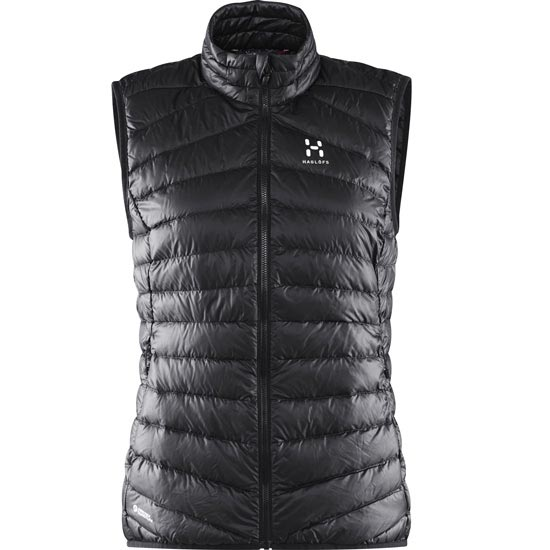 Haglöfs Essens III Down Vest W - True Black/Magnetite