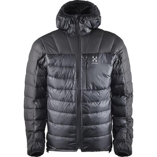 Haglöfs Bivvy Down Hood - True Black