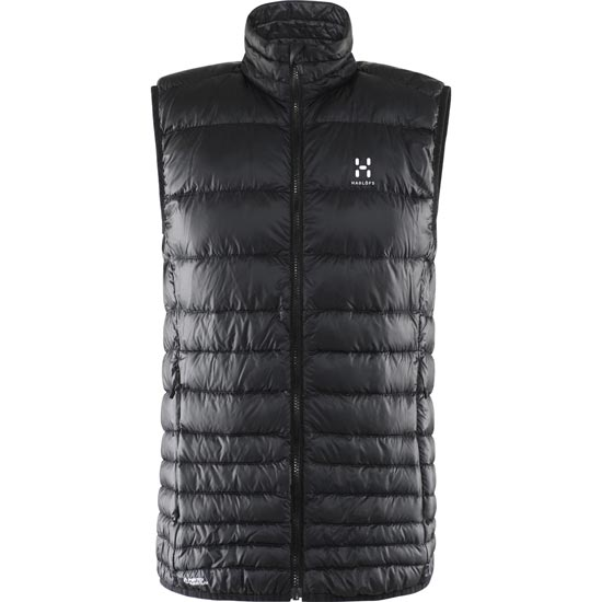 Haglöfs Essens III Down Vest - True Black/Magnetite