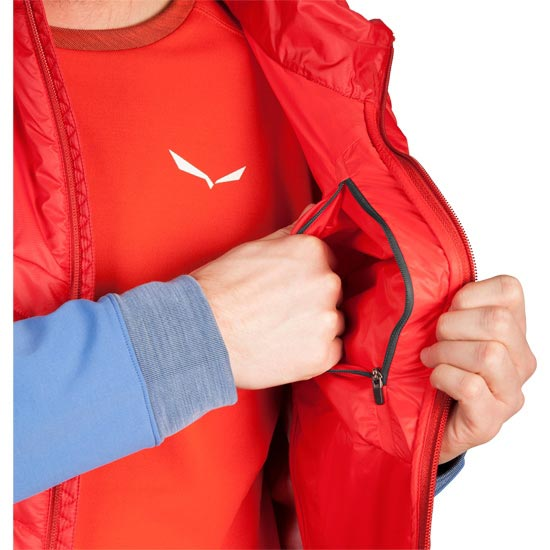 Salewa Sesvenna PRL Vest - Photo of detail