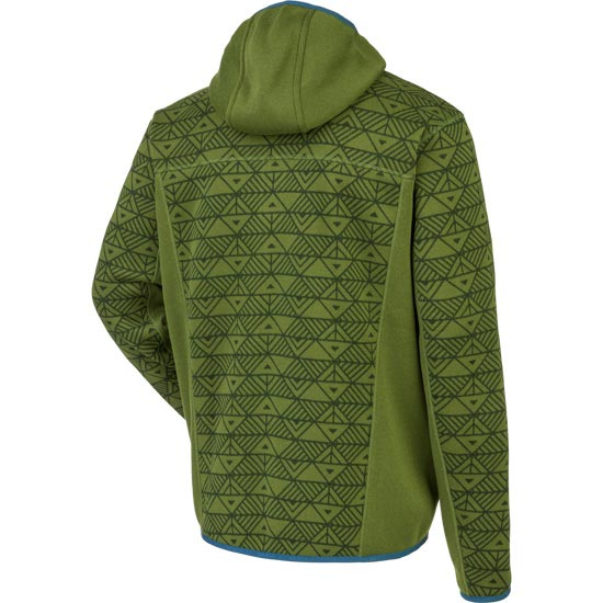 Salewa Puez Printed Hoody - Photo de détail