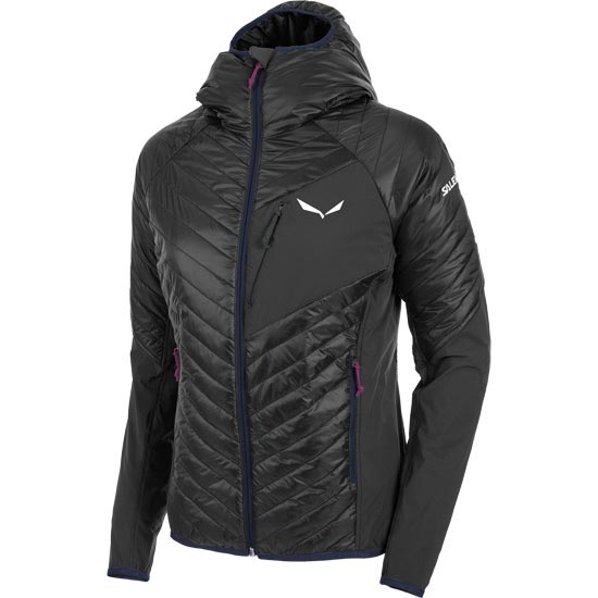 Salewa Ortles Hybrid 2 Jacket W - Black Out
