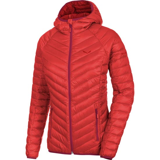 Salewa Lagazuoi 2 Down Jacket W - Papavero