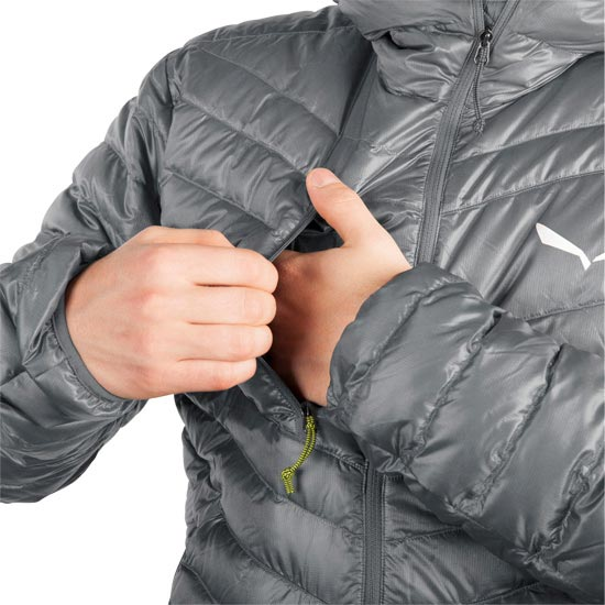 Salewa Ortles Concept Down Jacket - Photo of detail