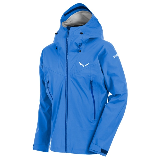Salewa Ortles GTX Stretch Jacket W - Royal Blue