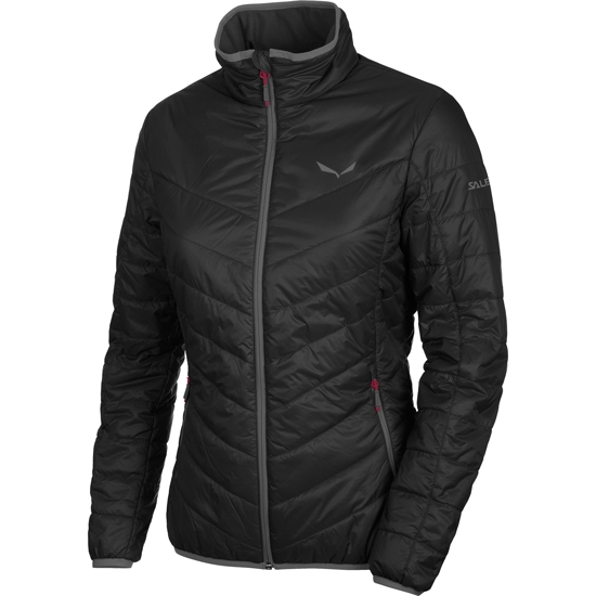 Salewa Puez 2 Primaloft Jacket W - Black Out/Asphalt